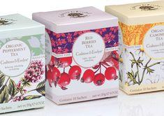 Crabtree & Evelyn Fine food range re-design