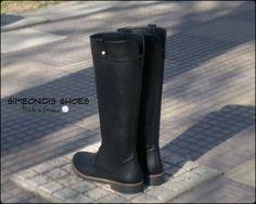 db406a60171 Οι 46 καλύτερες εικόνες του πίνακα μποτες   Clothes, Shoe boots και ...