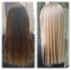Eine wunderschöne Farbe gefärbt von Denise aus unserem Team der Kranzbichlerstraße! #blond #blondie #straight #LongHair #LangeHaare #TeamKranzbichlerstraße #SanktPölten #StPölten  #Niederösterreich Long Hair Styles, Beauty, Hairdresser, Long Hair, Color, Nice Asses, Beleza, Long Hair Hairdos, Long Hair Cuts