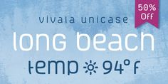 Vivala Unicase (50% discount, 5,50€) - http://fontsdiscounts.com/vivala-unicase-50-discount/