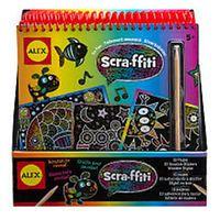 Alex Artist Studio Scra-ffiti - So Fun
