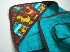 Made by Me. Shared with you.: Sewing for Baby: Infant Hooded Towel and Wash Cloth