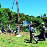 Bella Vista: Realizan primeras mediciones sobre obras de Desagüe Integral