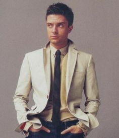 Topher Grace!