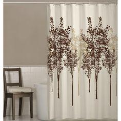 Maytex Delaney Fabric Shower Curtain Walmart