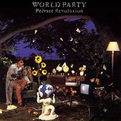 World Party - Private Revolution Vinyl Record