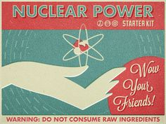 nuclear power starter kit