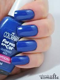Quadrado Azul - Colorama