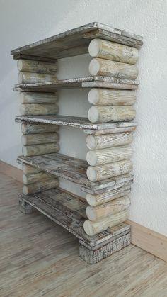 Ab sofort wieder im Programm Schuhregal, weiß gekalkt, (Original wird v. Abb. abweichen). 80x110x30 www.woodart-byb.de