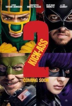 Póster de Kick-Ass, cinta que podremos disfrutar este verano en cines