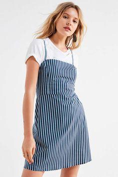 108845620618b5 Slide View  6  Kimchi Blue Rae Poplin Straight-Neck Dress Kimchi