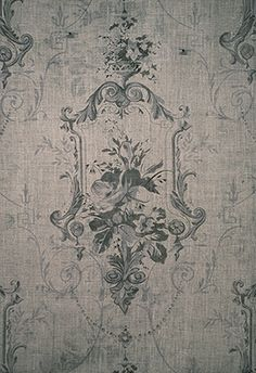 LaurieAnna's Vintage Home French Wallpaper, Toile Wallpaper, Victorian Wallpaper, Antique Wallpaper, Metallic Wallpaper, Wallpaper Iphone Cute, Room Wallpaper, Farmhouse Wallpaper, Vintage Floral Fabric