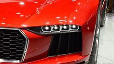 Audi's Nanuk quattro concept