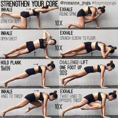 Easy Yoga Workout - #yoga #yogaposes #yogafitness #yogatraining #yogapinterest #yogaforbegginers Get your sexiest body ever without,crunches,cardio,or ever setting foot in a gym