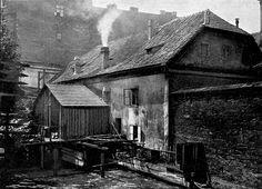 Kampa - bývalý mlýn na Čertovce - klikněte pro zobrazení detailu