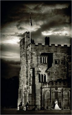 Classic B image of Ripley Castle Image. This has won Yorkshire Region Wedding Photographer of the Year Yorkshire Day, North Yorkshire, Amazing Architecture, Landscape Architecture, Ripley Castle, Leeds Art Gallery, Northern England, Castle In The Sky, Castle Ruins