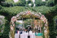 Welcome to our wedding | rustic wedding | by WedinStyle in Vietnam