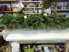 CJ Lilly Flowers  Collierville, TN 38017  901-853-2301  Christmas flowers  #cjlilly #Christmas #flowers