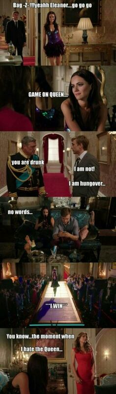 """#TheRoyals 1x03 """"We Are Pictures, or Mere Beasts"""""""