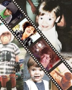 Happy Birthday Harry - This Is really cute, Cred's to whoever made this! c: