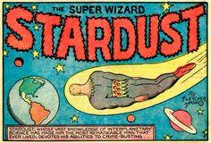 Stardust the Super Wizard - Fletcher Hanks