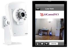 UCam247i-HD Review: Plug and Play IP CCTV - http://mightygadget.co.uk/home-automation/ucam247ihd-review-plug-play-ip-cctv/4472