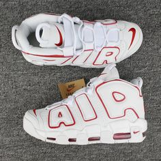 big sale 4b42f 92635 65 Best Unisex Nike Air More Uptempo images | Nike air vapormax ...