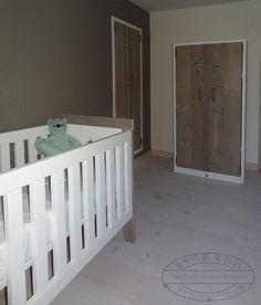 Babykamer Steigerhout Wit.42 Beste Afbeeldingen Van Landelijke Babykamer Babies Nursery