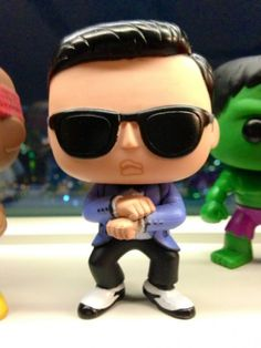 Seungri thinks Psy is extremely cute