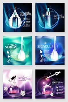 Night skin care essence product poster design material#pikbest#Graphic Elements Graphic Design Templates, Label Design, Visual Advertising, Whitening Skin Care, Luxury Cosmetics, Skincare Blog, Beauty Ad, Diy For Men, Care Logo