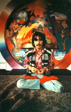 Hear an Unreleased Take of George Harrison's 'Dark Horse'