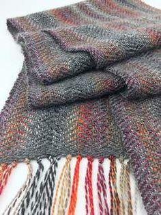 Oktoberfest - Woven Scarf Pattern Download Weaving Pattern - Free with yarn  purchase 4efd3a299