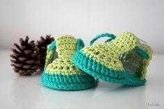 Organic cotton baby summer sandals baby shoes 0-3 door larbotriki