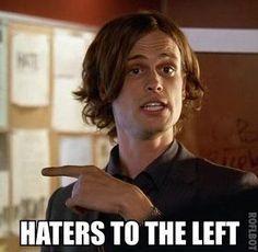 Spencer Reid funny