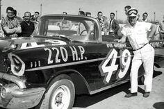 Bob Welborn's 57 Chevy