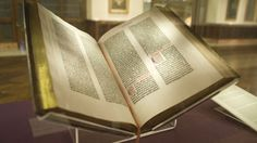 Gutenberg Bible  Explore seven fascinating facts about one of the rarest and most influential books in world history.