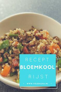 bloemkoolrijst-recept