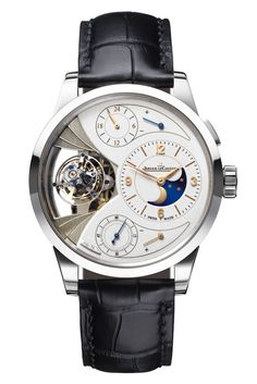 Jaeger-LeCoultre Goes Astral: Introducing the Duometre Spherotourbillon Moon at SIHH 2015 | ATimelyPerspective