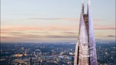 Western Europe's tallest tower to be unveiled in UK