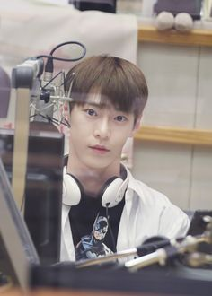 doyoungie - my nct bias ^.^ his voice is so beautiful! and hes such a cutie
