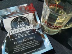 Capital Teas sells 10 flavors of Tea Lager Beer Enhancer. Photo courtesy of Capital Teas