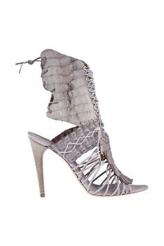 Marrakech Fashion: Roberto Cavalli - Summer Shoes 2011