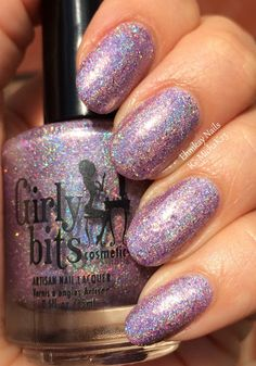 ehmkay nails: Girly Bits What Happens in Vegas...Ends up on Snapchat