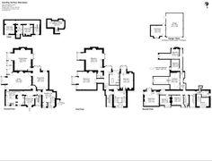 Floorplan Old Place, Lindfield