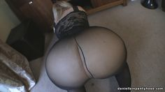 Pantyhose ass - Daniella In Pantyhose Video #pantyhose #ass #arse #tights #nylon #bigass #bottom #booty #video #uk