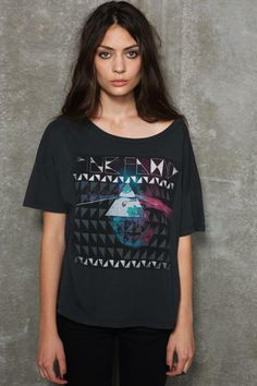 Pink Floyd Tee want want want