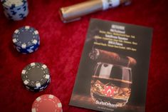 Cigars Cards Cocktails Fedoras  #SuiteDream #SuiteLife - Photo Credit . Patrick Fenner . VisualKarma.com . 2014