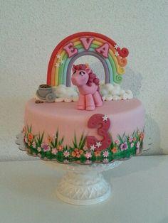My Little Pony cake - Pinky Pie