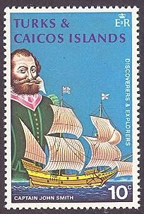 Turks & Caicos 1 - D'n'D Stamps
