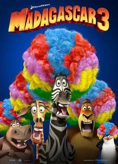 Madagascar 3 | Pelicula Trailer: